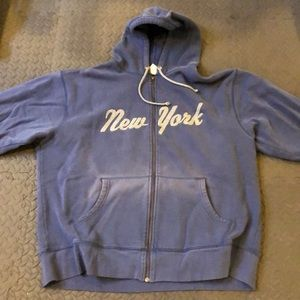 Old Navy New York Hooded Sweatshirt (Vintage)
